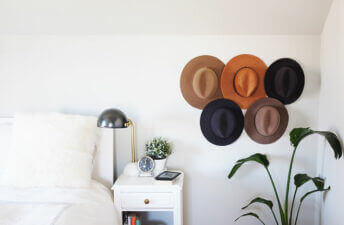 Where to Hang My Hats
