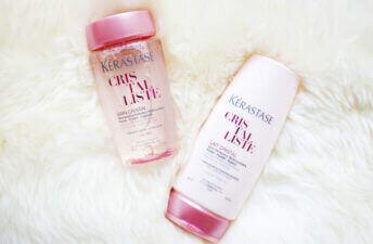 Kerastase Cristalliste shampoo and conditioner