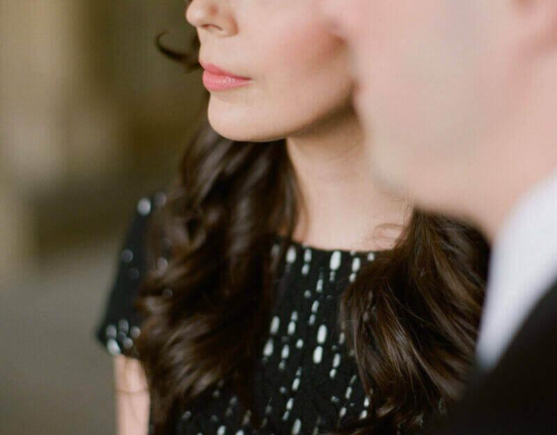 Eva and Jon Palais Royal closeup