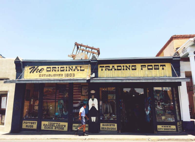 The Original Trading Post, Santa Fe, New Mexico