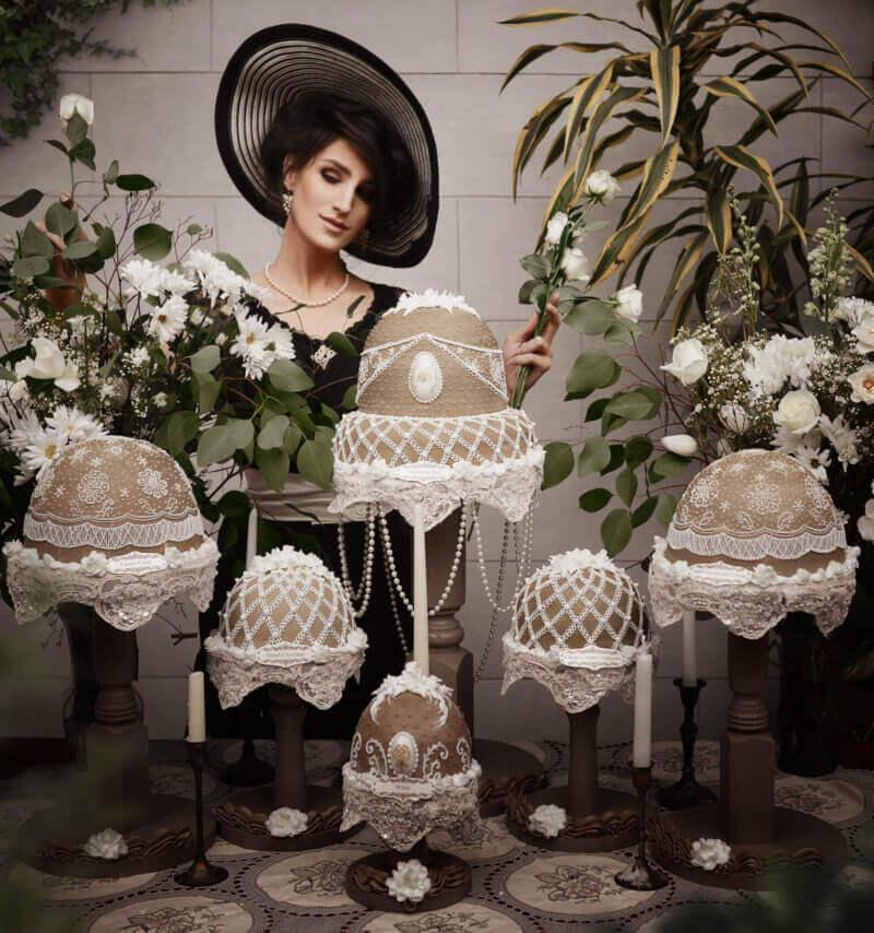 Christine McConnell vintage cakes
