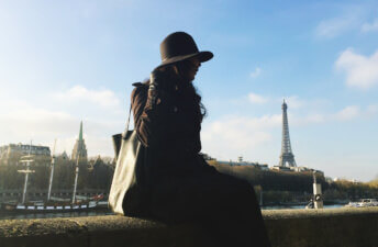 She's So Bright - Leaving for Paris
