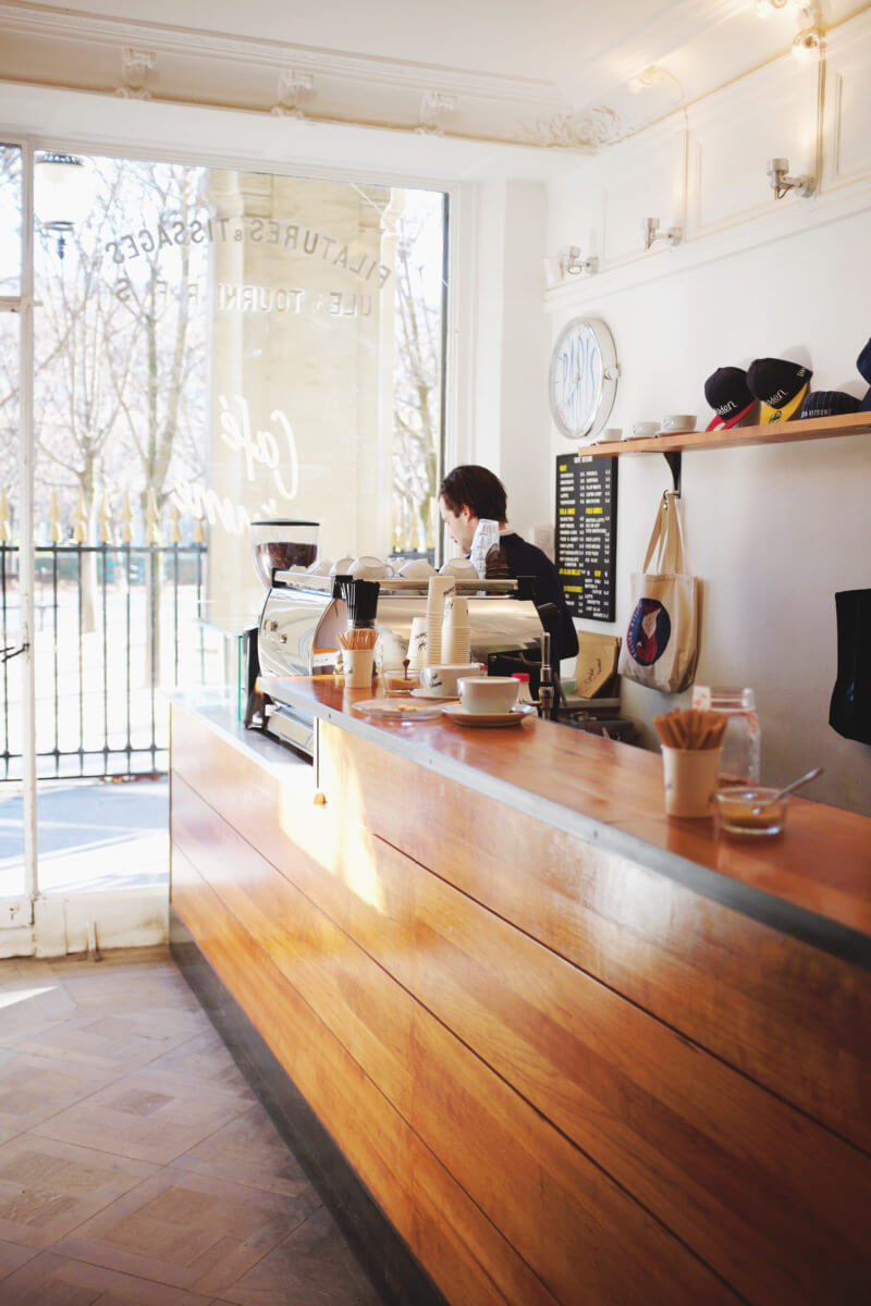 She's So Bright - Hipster Coffee Shops in Paris