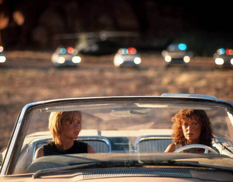 She's So Bright - Just Watched: Thelma & Louise
