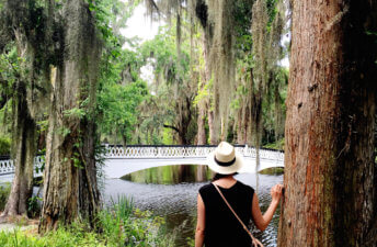She's So Bright - My Great American Road Trip – Our Route Through A Delicate South