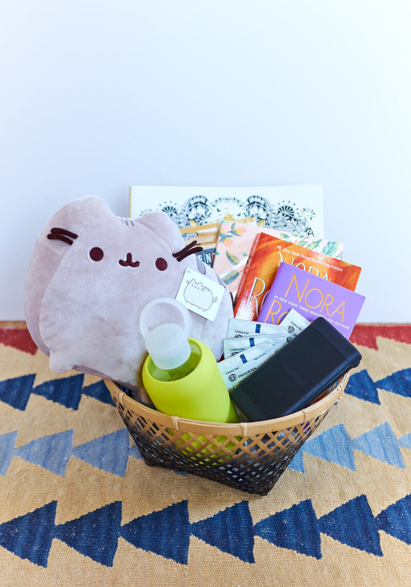 She's So Bright - The Perfect Stress-Reducing Care Package
