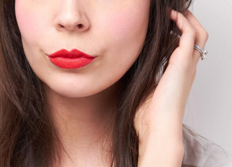 She's So Bright - Valentine's Lip Color