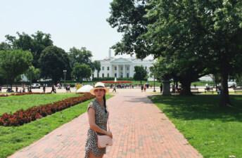 She's So Bright - My Great American Road Trip: Miss Eva Goes to Washington