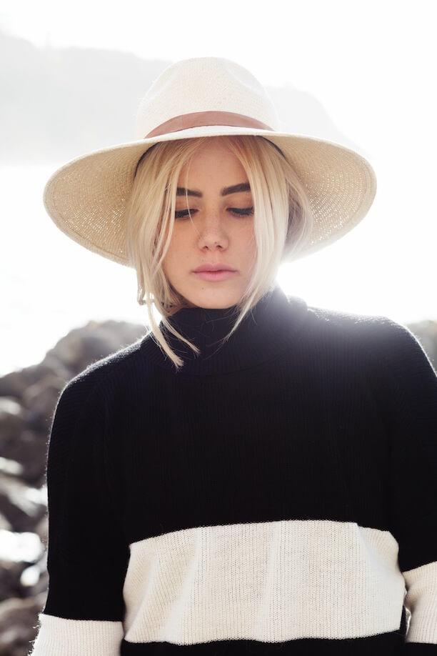 She's So Bright - The Perfect Panamas from Janessa Leone