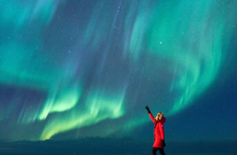 She's So Bright - The Wonder of the Northern Lights