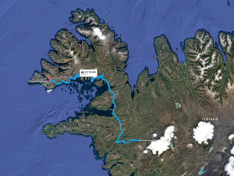 She's So Bright - The Terrifying Tale of the Westfjords
