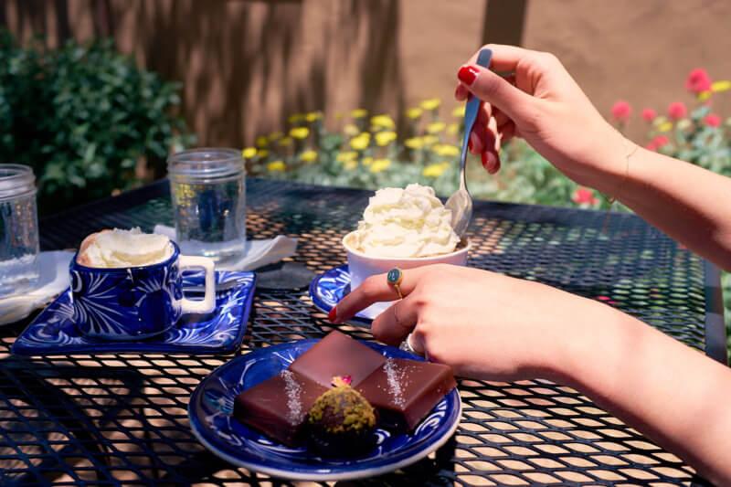 She's So Bright - The Best Hot Chocolate in Santa Fe