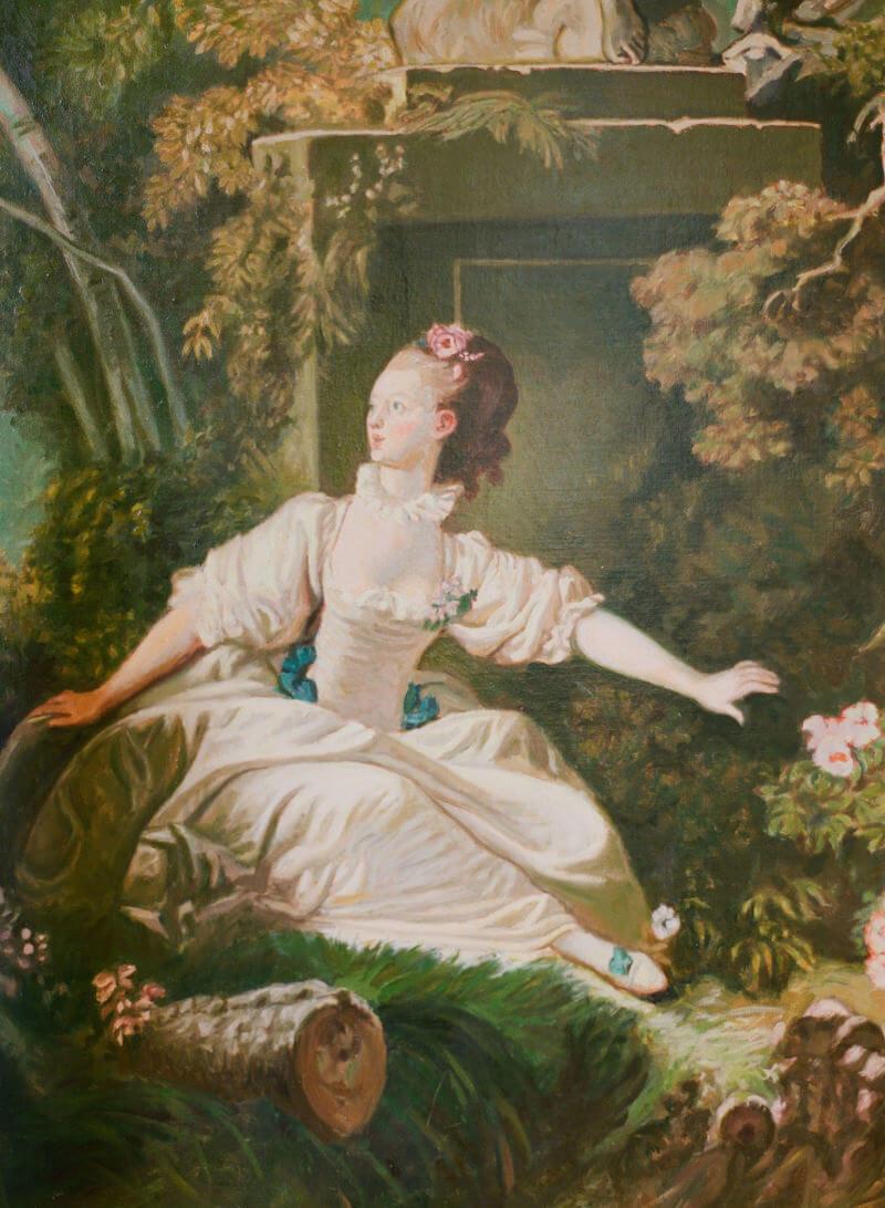 She's So Bright - Le Pavillon de Musique de la Comtesse Du Barry