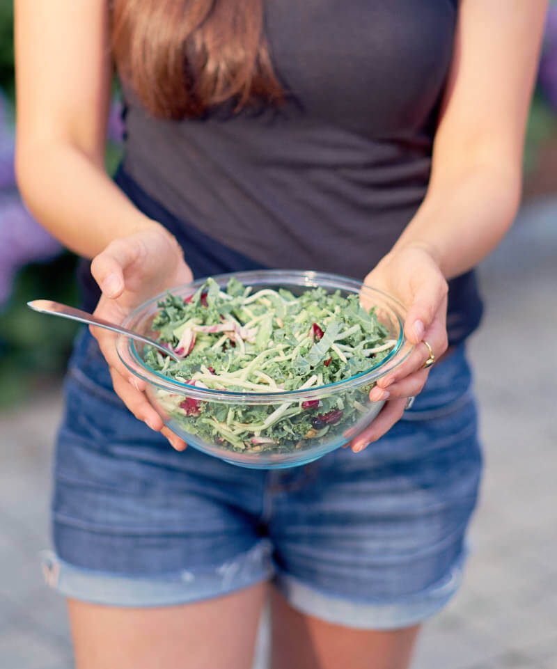She's So Bright - What I've Learned from a Month of Eating Clean(ish)
