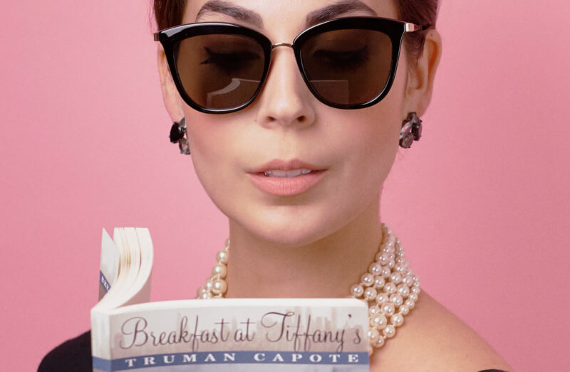 She's So Bright - Currently Reading: Breakfast at Tiffany's