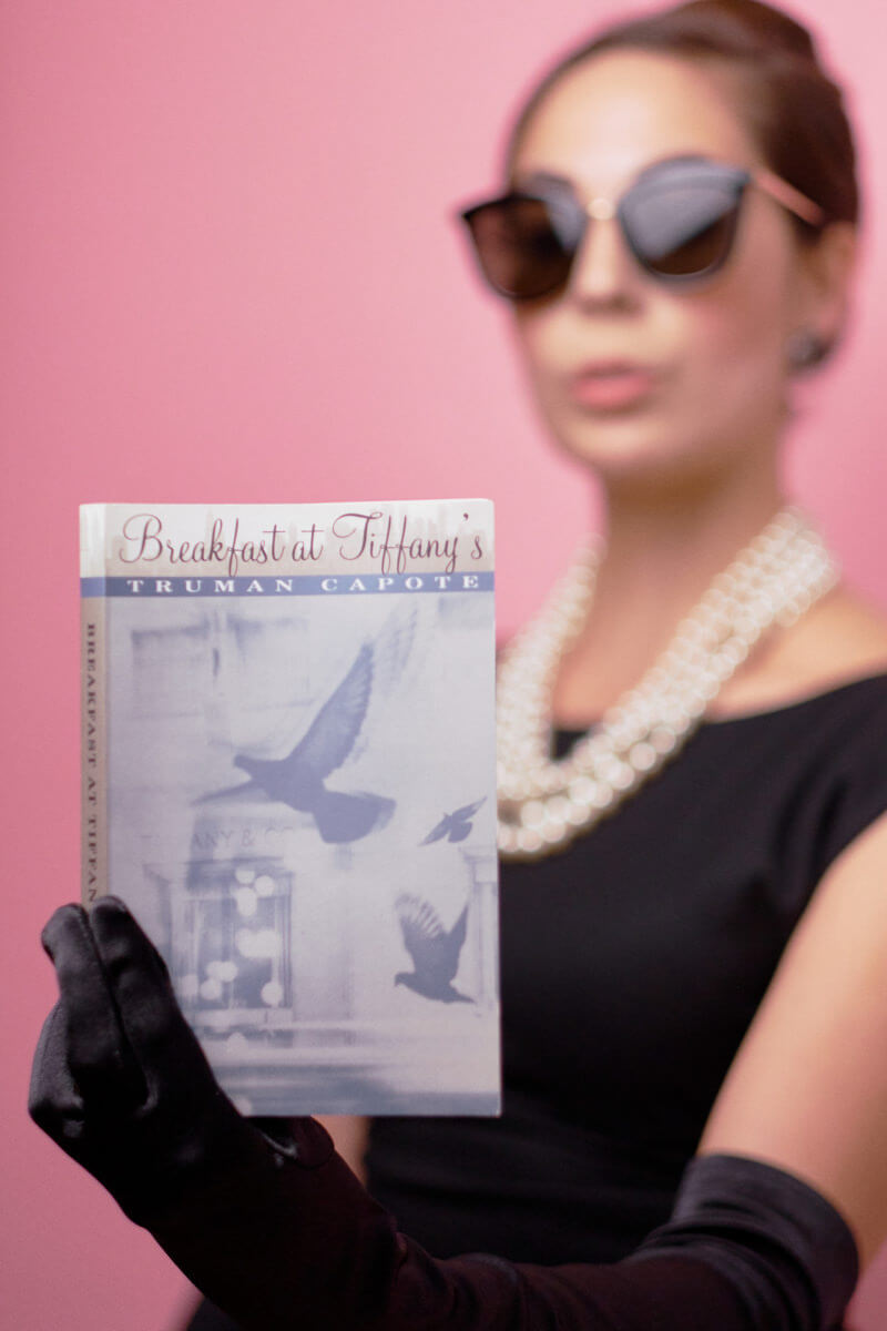 She's So Bright - Currently Reading: Breakfast at Tiffany's