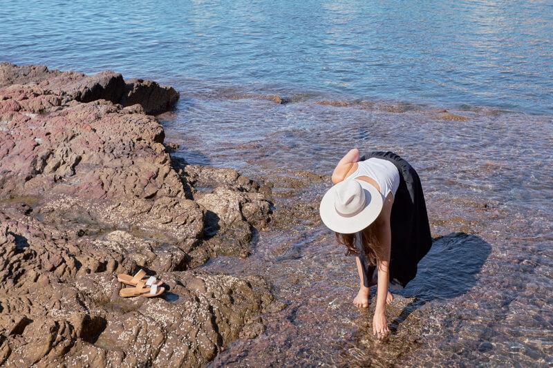 She's So Bright - Wading Around Italy's Sestri Levante