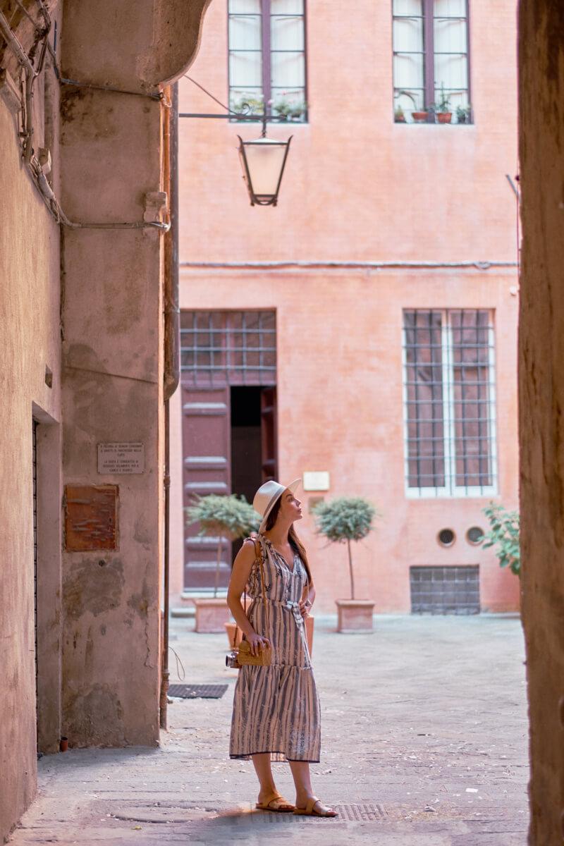 She's So Bright - Scenes From Siena