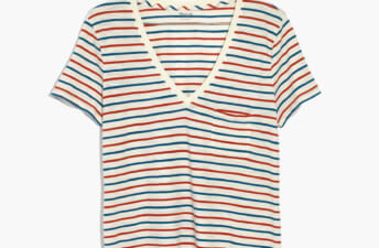 She's So Bright - Just Bought, Madewell Whisper Cotton Tee
