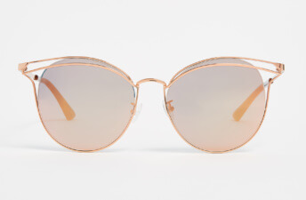 She's So Bright - Just Bought, Alexander McQueen Suspiria Cat Eye Sunglasses