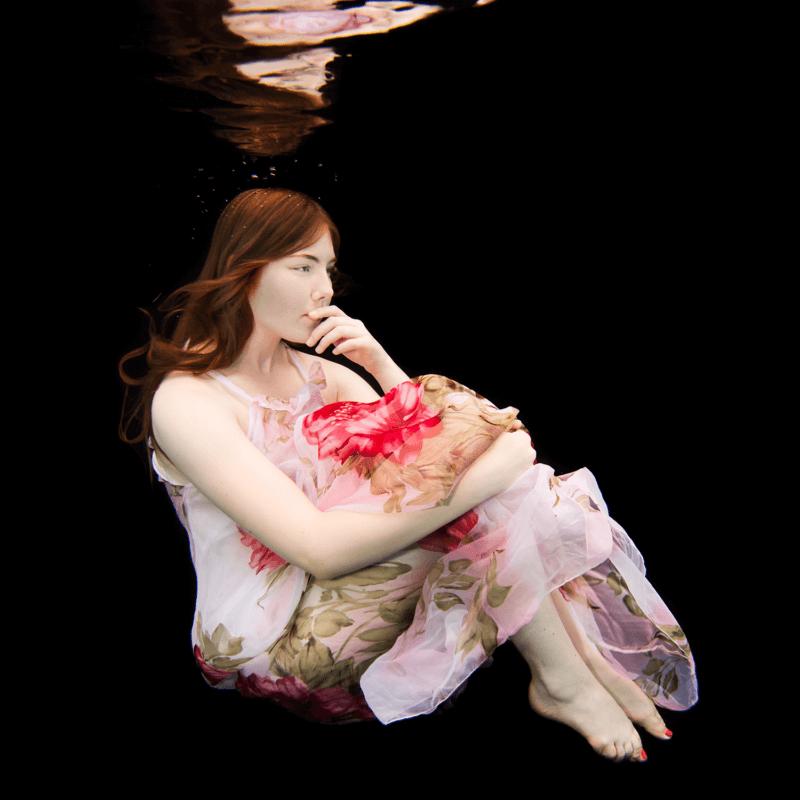 She's So Bright - Underwater Photographer Jenna Martin Captures My Mermaid Fantasies