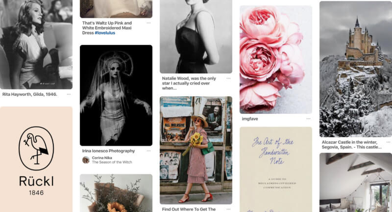She's So Bright - What Does Your Pinterest Homepage Say About You?