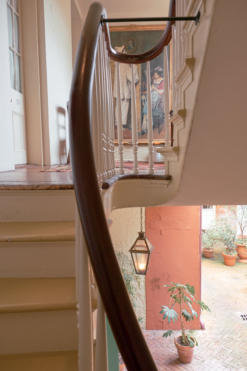 She's So Bright - A Visit to the Magnificent Soniat House