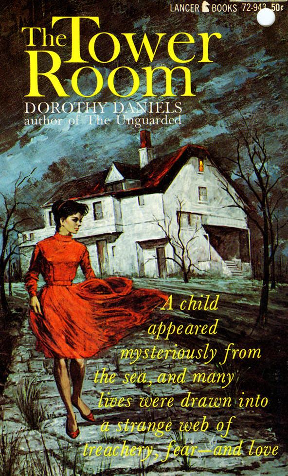 She's So Bright - Gothic Romance Novel Covers