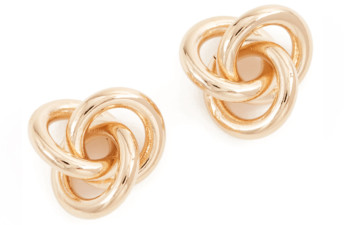 She's So Bright - Just Bought, Clover Post Earrings