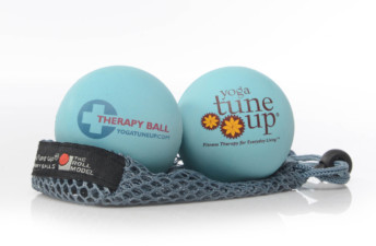 She's So Bright - Why I'm So Obsessed with these Therapeutic Yoga Balls