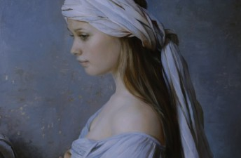 She's So Bright - Serge Marshennikov's Beautiful Paintings