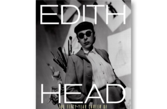 She's So Bright - An Edith Head Coffee Table Book. Costume designers, film icons, movie, wardrobe.