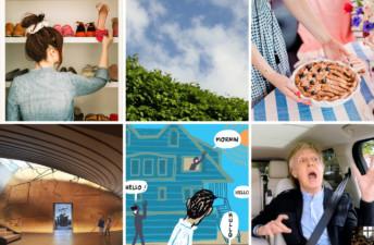 She's So Bright - 6 Links to Brighten Your Week. A Beautiful Mess Closet Organization, Minimalist Quotes, Lauren Conrad's Fourth of July Desserts, Norwegian Planetarium, David Sedaris Story, Paul McCartney Carpool Karaoke