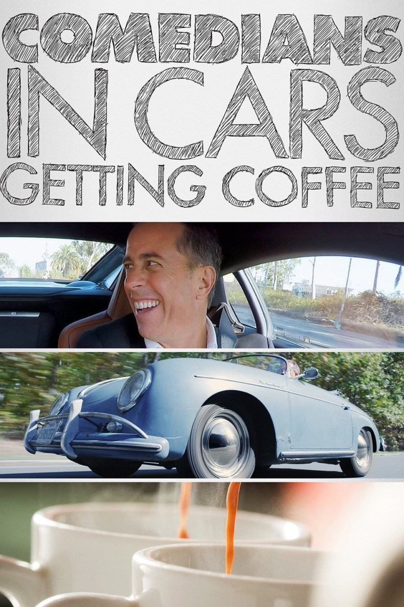 She's So Bright - Comedians in Cars Getting Coffee. Netflix, entertainment, television, shows I recommend, Jerry Seinfeld, funny show.
