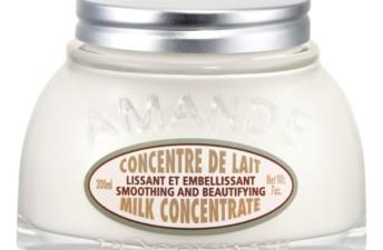 She's So Bright - Just Bought, L'Occitane Almond Milk Concentrate