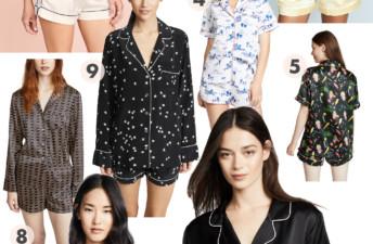 She's So Bright - Desperately Seeking A PJ Set, Pajamas, collection, style, shopping, shopsense, blog style.