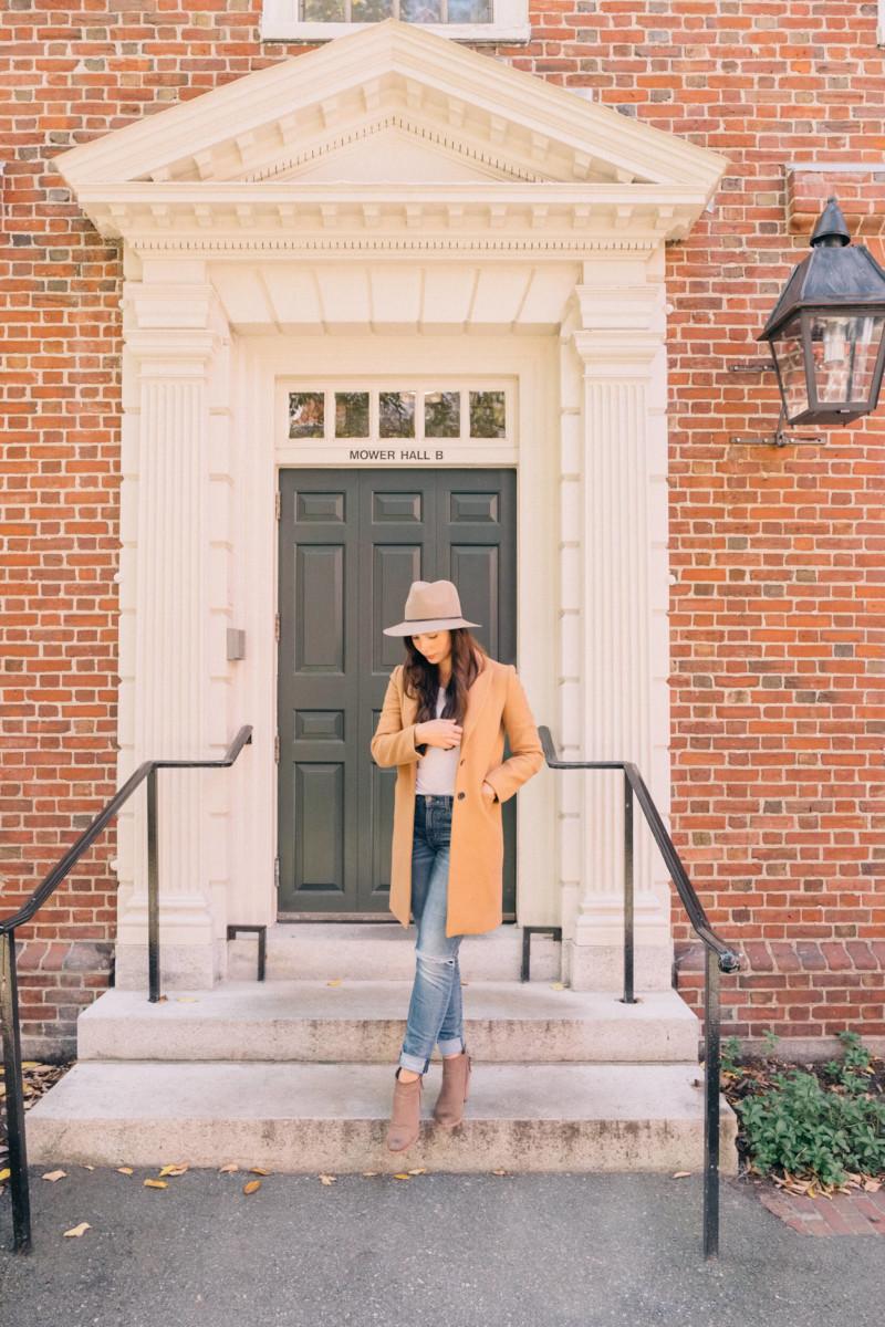 An Ivy League Campus in Autumn Colors - She's So Bright, Harvard, Campus, Ivy League, University, College, Cambridge, Massachusetts, Boston