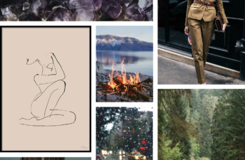 She's So Bright - Inspiration for a Lovely Fall, Moody, Mood board, fall style, vibe