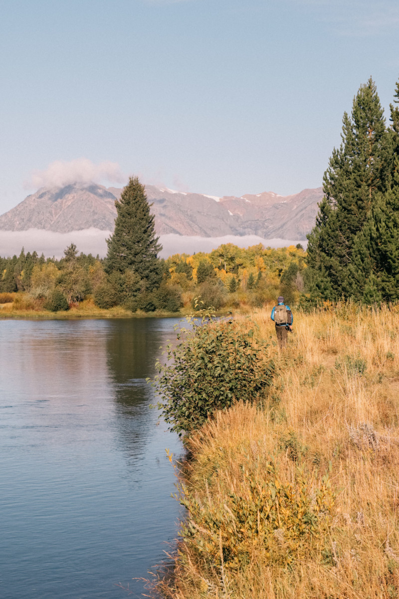 A Hike Through Wyoming's Fall Color - She's So Bright, Travel, Autumn, Colors, Wanderlust, Adventure, Outdoors, Hiking, Camping, Jackson Hole, Grand Tetons