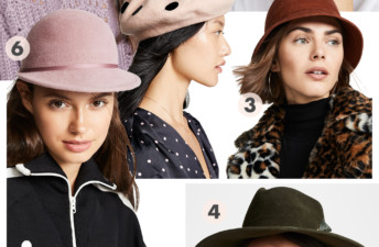 Quirky Fall Hats I've Fallen In Love With - She's So Bright, Style, Autumn, Fall Looks, Hats, Fedoras, Beret, Cloche