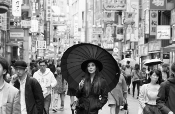Back From Japan With A Thankful Heart - She's So Bright, Thanksgving, Fall, Holiday, Japan, Tokyo, Shibuya, Japanese Street Photography, Travel