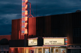 What Movies Have You Been Watching Lately? - She's So Bright, Entertainment, Film, Television, Colorado, Movie Theater, Vintage Theater, Neon Sign