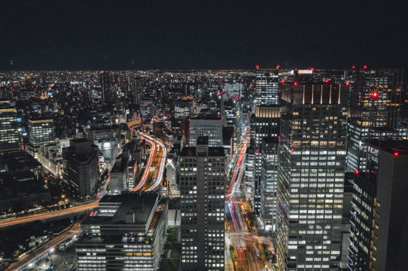 First Impressions of Tokyo - She's So Bright, Japan, City, Travel, Asia, Wanderlust, Photography, Fujifilm,