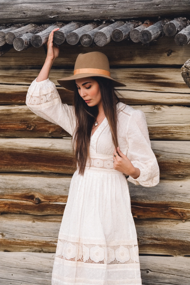A New Year of Challenge and Adventure - She's So Bright, Grand Teton National Park, Adventure, Old West, Style, Western, Prairie, Zimmerman, My Style, Outfit, Inspiration, Log Cabin, Wanderlust, Wyoming