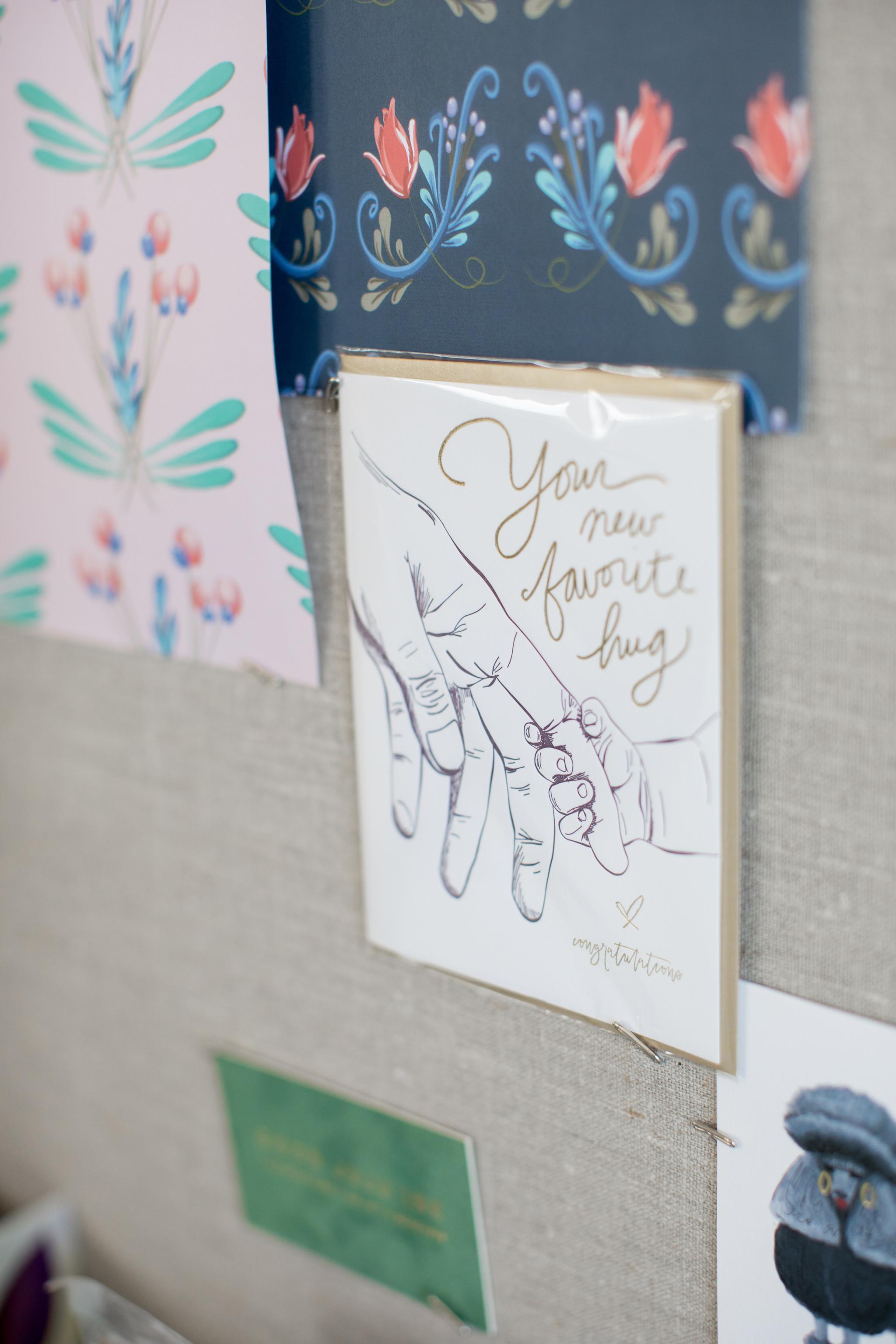Meet Juliana Tyson Kissick of Good Juju Ink - She's So Bright Interviews, Greeting Cards, Stationery, Invitations, Paper, Letterpress, Design, Illustration